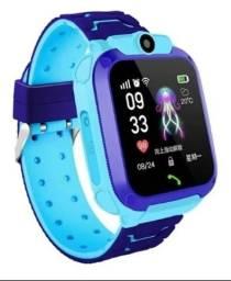 Relógio Inteligente Smart Watch Infantil Gps
