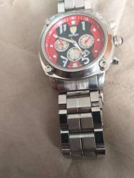Vendo relógio pulso masculino