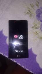 Celular LG Prime Plus hdtv com defeito não sai da tela iniciar e depois desliga R$ 70,00