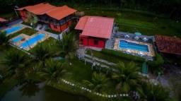Chácara Casa Grande Oliveira (Acomodação para 100 pessoas)