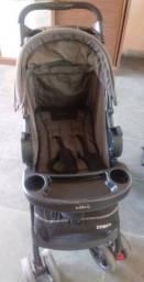 Carrinho de Bebê / Bebê Conforto COSCO (Semi-novo)