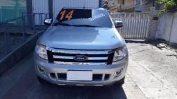 Ford Ranger XLT Turbo Diesel 2014 Blindada