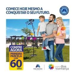 Lotes no Maracanaú. Com Construção liberado em imediato