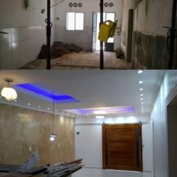 Projetos arquitetônicos, construções e reformas