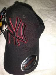Boné NY New York Yankees MLB Beisebol Baseball Vários Modelos e cores
