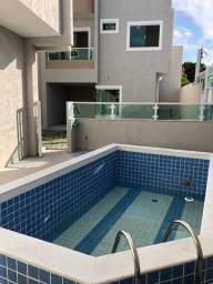 Casa de 2 quartos com suite no Miragem - Lauro de Freitas