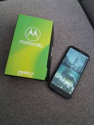 Celular Motorola Moto G6 Play 32gb Indigo (com defeito)