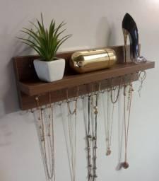 Porta jóias prateleira MDF