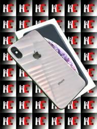 iPhone Xs 256 Gb completo, garantia até 2021