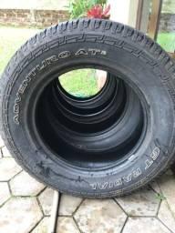 Jogo pneu Gt Radial Adventuro AT3 265/65/17