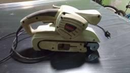 Lixadeira de cinta conservada