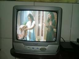 "TV 14"" + Receptor + Antena."