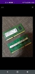 Memórias RAM 2GB