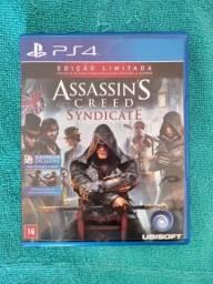 Assassin's Creed Syndicate - Edição Limitada | PS4 - Mídia Física | Perfeito Estado