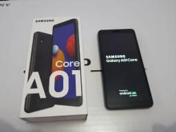 Samsung Galaxy A01 Core Dual Chip Android 10.0( Zero na caixa)