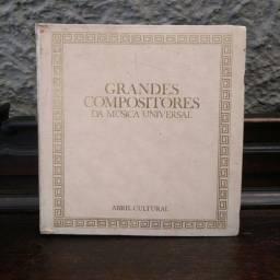 14 Discos raros de vinil de música clássica