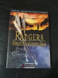 Livro Rangers Ordem dos Arqueiros - Ponte em Chamas v2