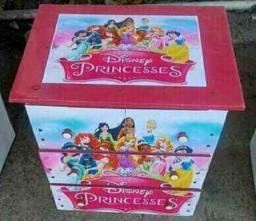 Vendo comoda das princesas