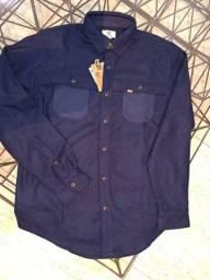 Camisa da timberland flanelada