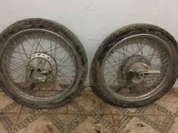 Roda de moto 150