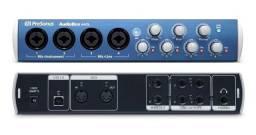 Interface de audio Audiobox 44VSL - 4 canais - Phantom Power