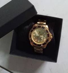 Vendo Relógios (Rolex dourado, Casio G-shock)