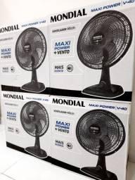Ventiladores Mondial Power+Vento