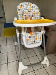 Cadeira de Refeição Snack Laranja - Lenox