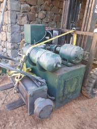 Prensa Hidraulica 45 ton com pistao