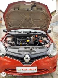 Renault Clio expression 1.0 flex 5portas 80cv 2013