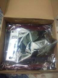 Kit placa mãe + processador + cooler