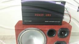 vendo triozinho com modulo power one 2400 watts top