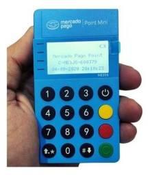 Sem pagamento de mensalidades ME30S Nova máquininha de cartões do Mercado pago