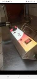 Fritadeira água e óleo