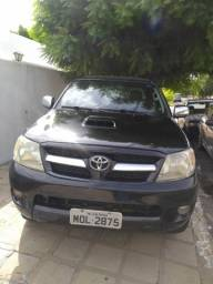 Hilux 2008 COMPLETA