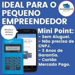 Point Mini Bluetooth Entregas Todo Recife @MaquininhasRecife