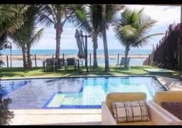Bangalô beira mar no Nannai Muro Alto 3s 204m² piscina privativa