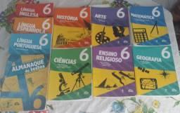 Livros didáticos 6Ano Adventista