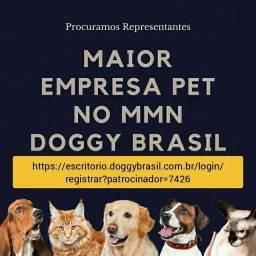 procuro representantes para produtos pet
