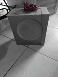 Caixa de som de rometite