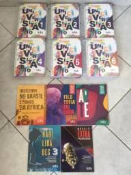 Livros SAS - Pré-Universitário