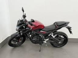Título do anúncio: Honda CB 500F ABS + LED C/ 2.000Km