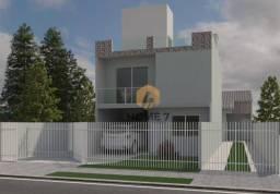 Sobrado com 3 dormitórios à venda, 118 m² por R$ 549.000 - Xaxim - Curitiba/PR