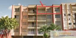 Apartamento 3 dormitórios amplos, sendo uma suíte, sala para 2 ambientes com sacada , ampl