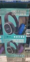 Título do anúncio: Fone de ouvido estéreo sem fio