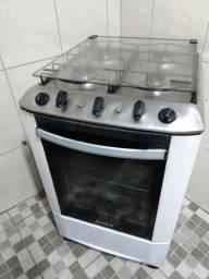 Acendimento automático nas bocas e forno