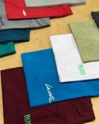 Promoção 02 camisas básicas (p ao GG) entrega gratuita para toda João pessoa