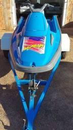 Jet ski yamaha 3 lugares com re
