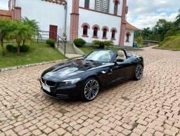 BMW Z4 6cc - Raridade - Linda - Nova - Impecável - Baixa km