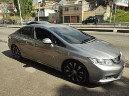 Honda Civic LXR Automático+GNV 2016